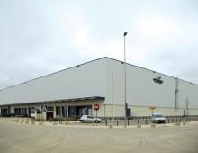 Centro Logístico en ZAL