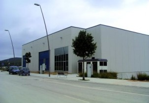 Nave Industrial - Autocares Planas1