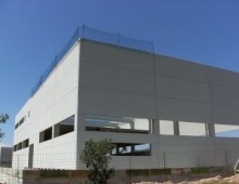 Nave Industrial Bisbal1
