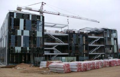Estructura prefabricada universidad de arquitectura de for Arquitectura prefabricada